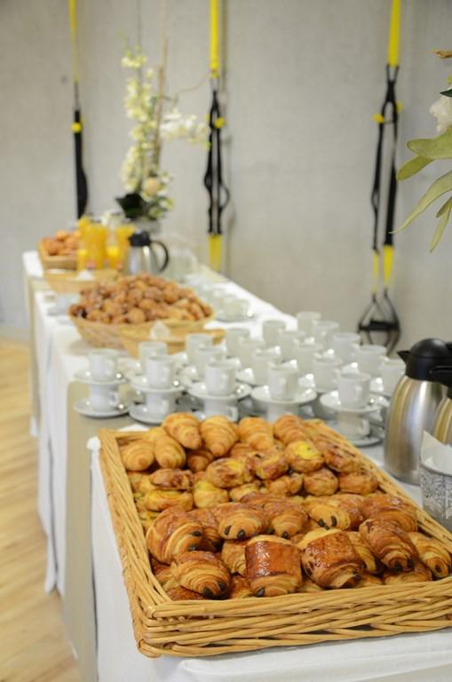 Organisation De Caf Daccueil Pause Caf Petit Djeuner